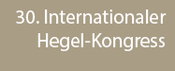 Link zum Hegel-Kongress 2014